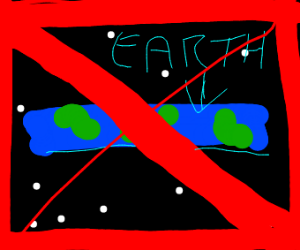 THE EARTH IS NOT FLAT!
