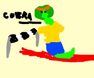 Cobra Athlete