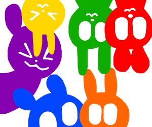 Color rave
