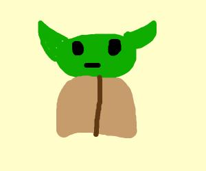 yoda from starwars