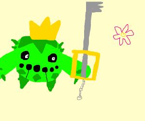Cacnea, the cactus pokemon