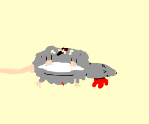 Bloated Rat