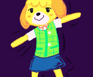 Isabelle( From Animal Crossing)