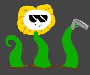 MIB: Agent F (Flower)