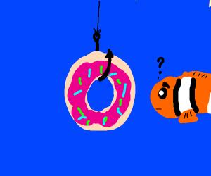 Fishing for a Doughnut