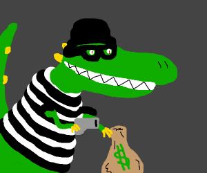 Dino Robber