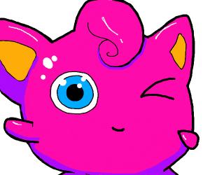 Free Draw, using Pink
