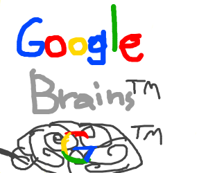 Google Brains (Trademarked)