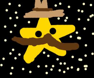 star cowboy