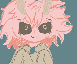 Child Ashido Mina