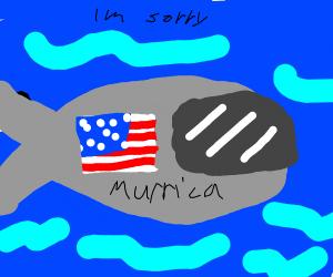 An American Submarine