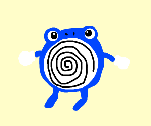 sophisticated poliwhirl