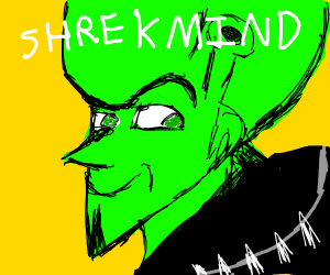 Shrek 5: Shrek Becomes Megamind