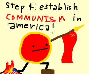 Step3: use the revolution to seize production