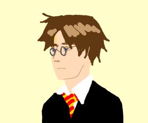 Anima boy that looks like Harry potter