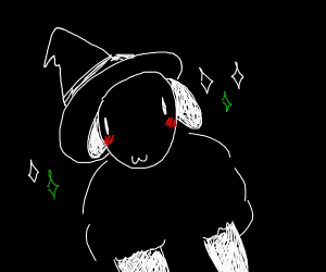 Sheep is a Witch