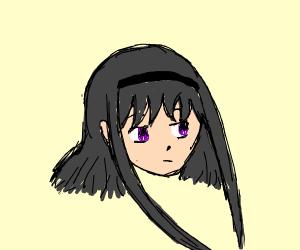 Homura Akemi (google her)