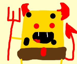 Elvis spongebob