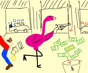 Flamingo Bank Robbery