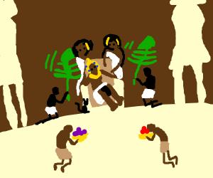 PHARAOHS COURT