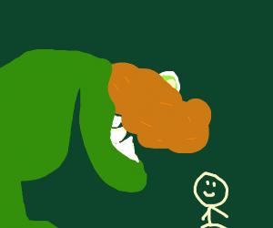 Dinosaurs were among us all along!