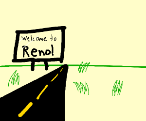 road to Reno