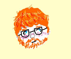 An even paler Ed Sheeran