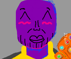 Kawaii Thanos
