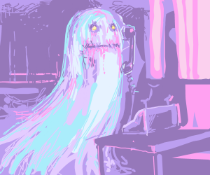 ghostly telephone