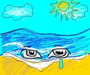 Crying Ocean