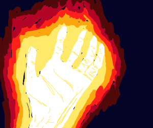 Hand of Fire and Fury