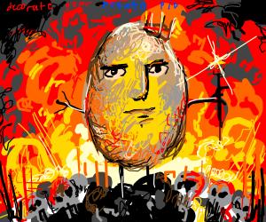 Decorate your potato PIO (Pass It On)
