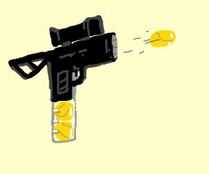 tennis gun