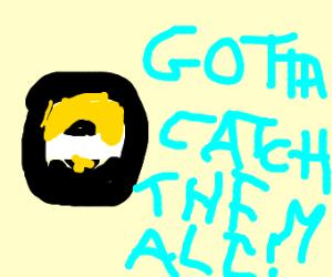 pokemon (gotta catch them all)