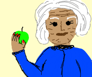 Granny's apple