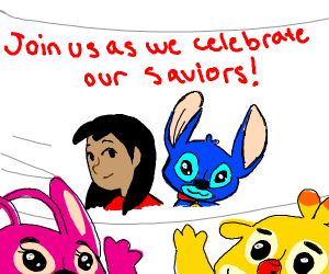 New national holiday to honour Lilo & Stitch