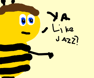 Barry from Bee Movie