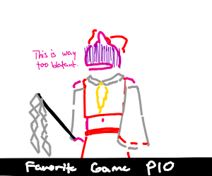 Favorite Video Game P.I.O