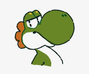 Smug Yoshi