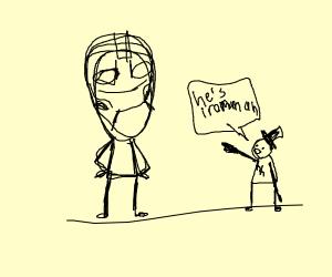 he is ironman