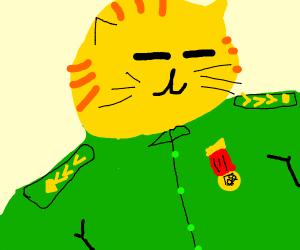 the supreme cat