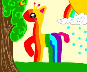 Long Neck Rainbow