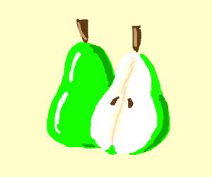 pear !