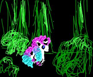 galarian ponyta