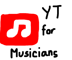YouTube but just for musicians