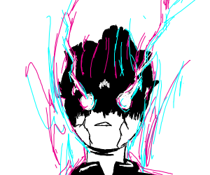 that one scene from mp100