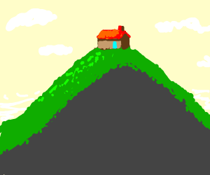 House on the Top of the Hill
