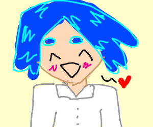Kawaii Anime boy