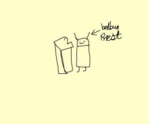 Bedbug Priest