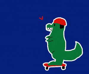 cool dino skateboards